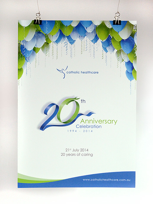 CHC 20 Years Poster