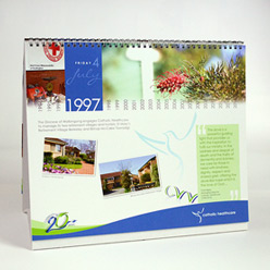 CHC 20 Years Calendar
