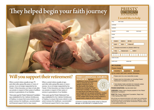 Priest' Retirement Foundation